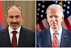 Ջո Բայդենը շնորհավորել է հայ ժողովրդին և Նիկոլ Փաշինյանին ընտրությունների կապակցությամբ