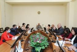 Տեղի ունեցավ ԱԺ առողջապահության եւ սոցիալական հարցերի մշտական հանձնաժողովի արտահերթ նիստ