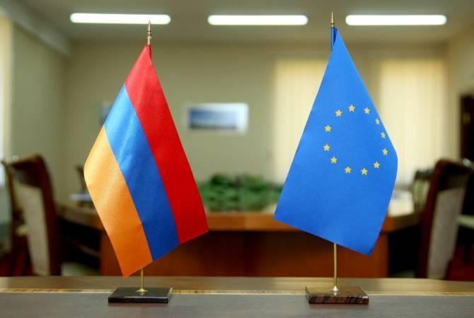ԵՄ-ն շուրջ 1.5 մլրդ եվրո կհատկացնի Հայաստանում հինգ ուղենշային ծրագրերի իրականացման համար