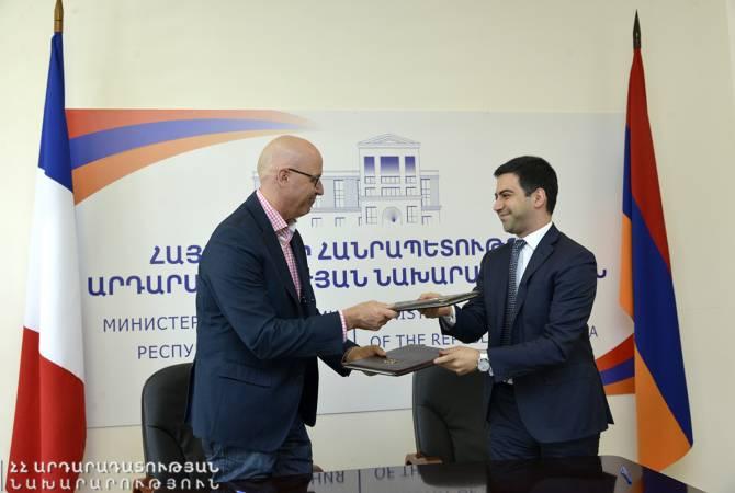ԱՆԻՖ-ը և «Մասդար»-ը պլանավորում են Հայաստանում ևս մեկ 200 Մվտ հզորությամբ արևային կայանի կառուցման առաջարկ անել