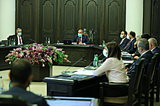 Կառավարությունը նախատեսվում է ավելացնել դատավորների թիվը ՀՀ առաջին ատյանի ընդհանուր իրավասության և ՀՀ վերաքննիչ քրեական դատարաններում