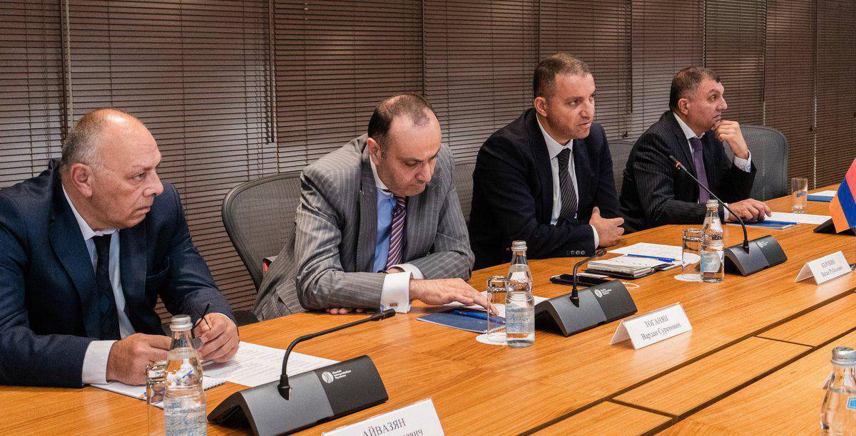 Վահան Քերոբյանը և Մաքսիմ Ռեշետնիկովը պայմանավորվել են ստեղծել տնտեսական համագործակցության նոր ծրագիր․ կձևավորվի ներդրումային համագործակցության նոր աշխատանքային խումբ