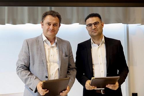 ՀՀ բարձր տեխնոլոգիական արդյունաբերության նախարարության և ՔՈԱՖ ՍՄԱՐԹ կենտրոնի միջև համագործակցության հուշագիր է ստորագրվել
