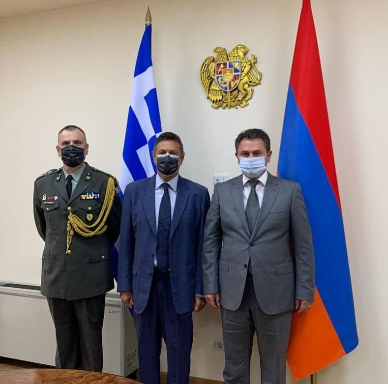 Հայաստանն ու Հունաստանը տեխնոլոգիական ոլորտում համագործակցության նոր ուղենիշներ են նախագծում