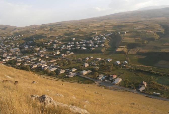 Գեղարքունիք գյուղում շուտով կտրվի սուբվենցիոն երկու ծրագրերի մեկնարկը
