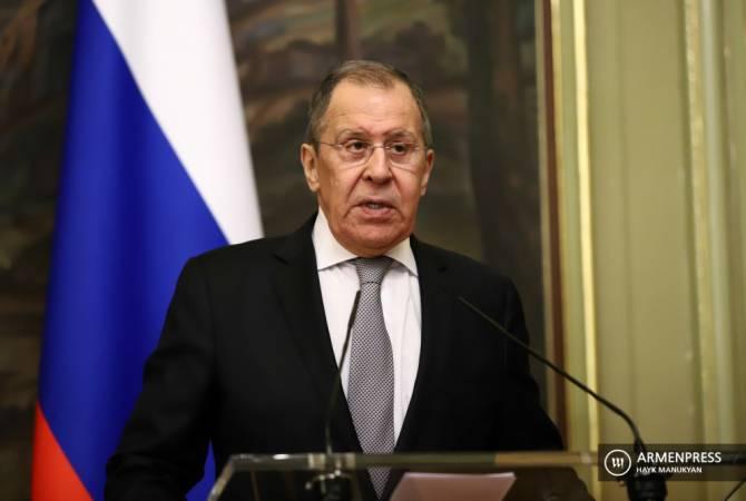 Լավրովը ՌԴ բեռնափոխադրում իրականացնողներին կոչ է արել ուշադրություն դարձնել ԼՂ-ի տարանցիկ ներուժին