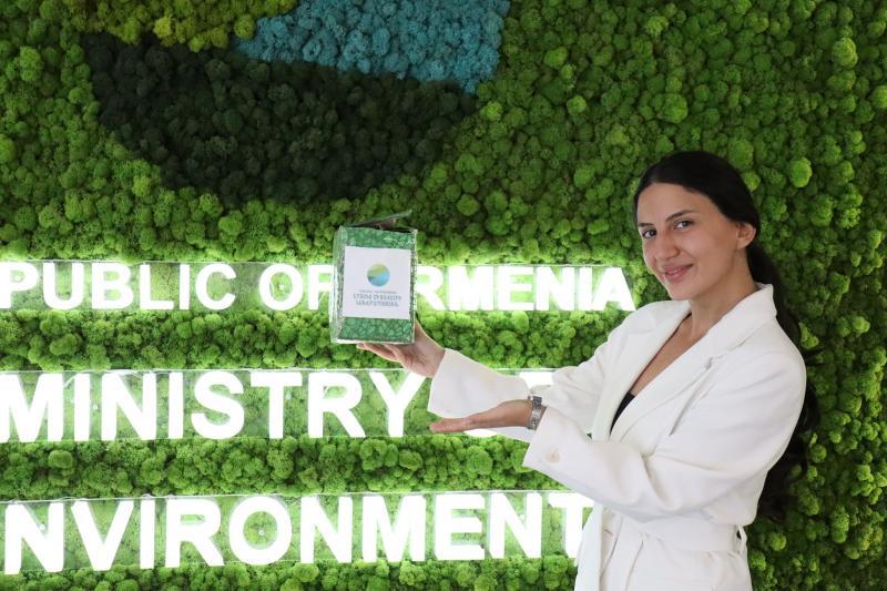 Եռամսյա ժամկետով Green box green offers / կանաչ արկղ կանաչ նպատակների համար ծրագիրը կյանքի կոչվեց