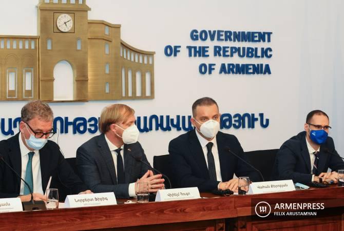 Գերմանիայի զբոսաշրջության ոլորտի 70 ներկայացուցիչ կայցելեն Հայաստանի տարբեր տեսարժան վայրեր