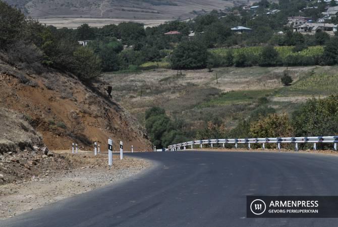Կառավարությունը մոտ 1 մլրդ դոլար կհատկացնի Քաջարան-Սիսիան ճանապարհի կառուցման համար․ նախարար