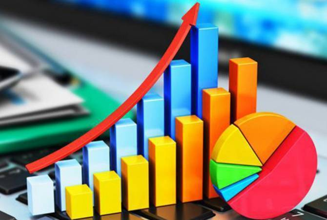Տնտեսական ակտիվության ցուցանիշը 8 ամսում աճել է 4.9 տոկոսով