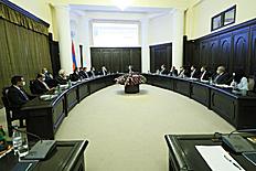 «Standard & Poor's»-ի կողմից Հայաստանին B+ վարկանիշի շնորհումը մեծացնում է Կառավարության, քաղաքացիների և մասնավոր հատվածի տնտեսական հնարավորությունները. Վարչապետի անդրադարձը Կառավարության նիստում<br />
